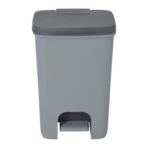 Kosz na śmieci Cooke&Lewis plastikowy z pedałem 20 l, BIN10A
