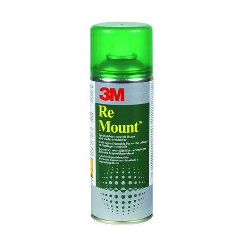 3m Klej w sprayu remount (uk9473), do repozycjonowania, 400ml