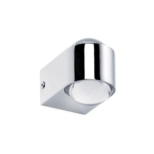 Paulmann Lampa łazienkowa 70495, led wbudowany na stałe, 1 x 3.5 w, ip44, 230 v, 8.3 cm x 6.4 cm x 10 cm;chrom (4000870704950)