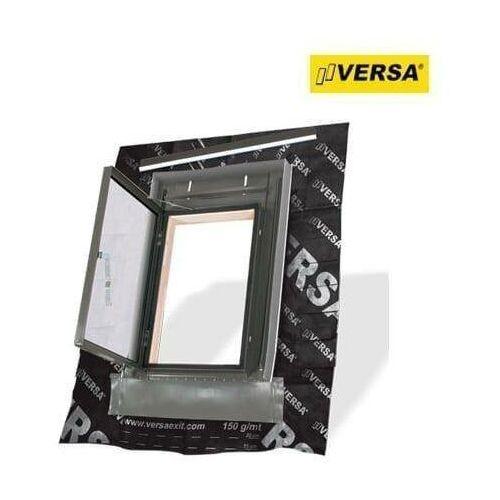 Wyłaz dachowy OKPOL WVD+ VERSA PLUS 47x73 z integrowanym kołnierzem paroprzepuszczalnym (5907198600003)