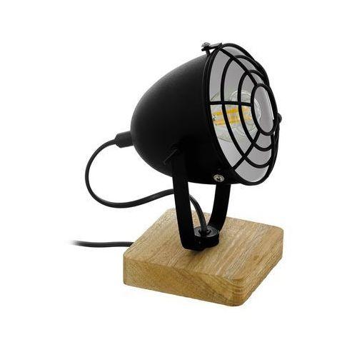 Eglo 43138 - Lampa stołowa GATEBECK 1xE14/40W/230V (9002759431389)