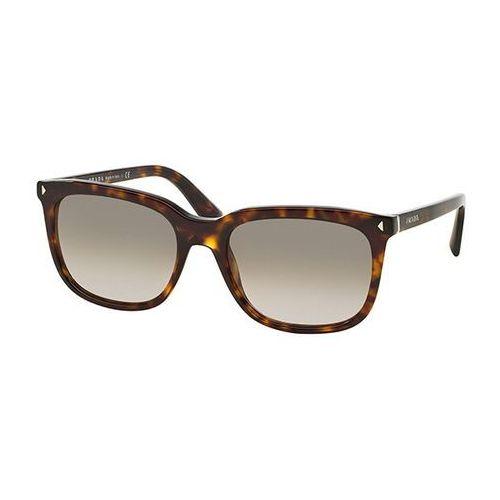 Okulary słoneczne pr12rsf journal asian fit 2au3d0 marki Prada