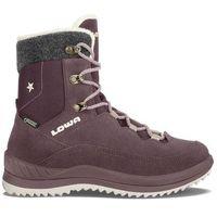 Nowe buty calcetina gtx mid burgundy rozmiar 31/19,5cm marki Lowa