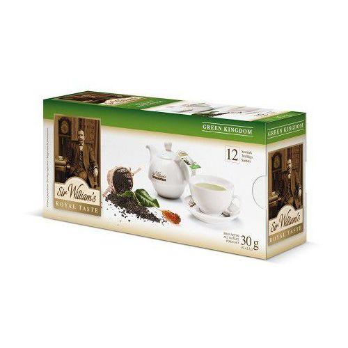 Herbata Sir William's Royal Taste Green Kingdom, 94