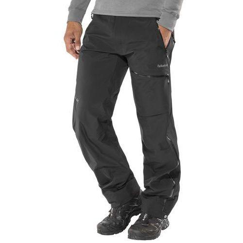Norrøna Falketind Gore-Tex Spodnie długie Mężczyźni czarny XXL 2018 Spodnie przeciwdeszczowe