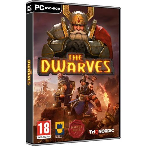 OKAZJA - The Dwarves (PC)