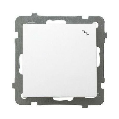 Łącznik schodowy biały ŁP-3G/m/00 As Ospel (5907577451073)