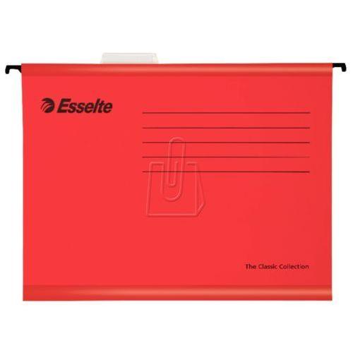 Teczka zawieszana Pendaflex Esselte czerwona 90316