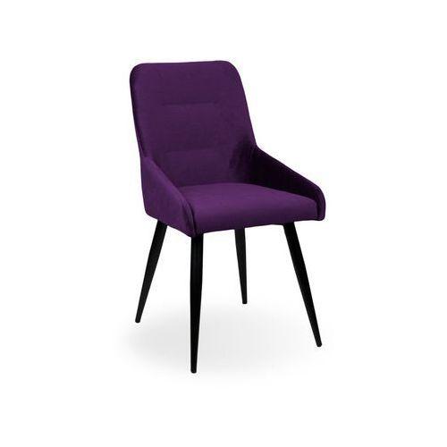 Krzesło soul - fioletowe - fioletowy marki 9design