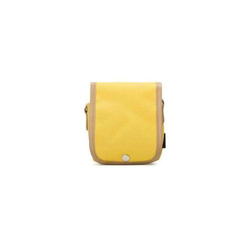 Instax mini 8 pokrowiec żółty+ pasek, marki Fujifilm