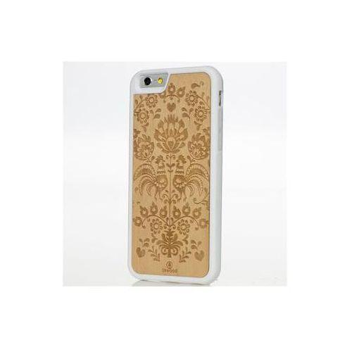 BeWood Apple iphone_6_vibe_biały_polfolkolcha/ DARMOWY TRANSPORT DLA ZAMÓWIEŃ OD 99 zł, kup u jednego z partnerów