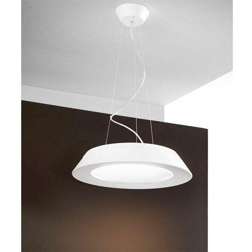 Lampa wisząca conus led biała, 7275 marki Linea light