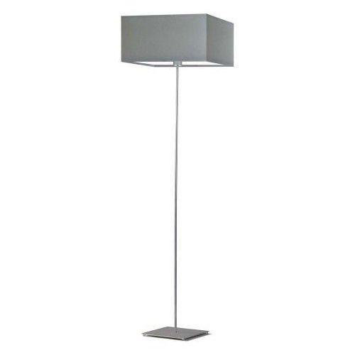 Lampa stojąca CLOVER abażur kwadrat