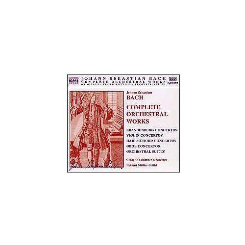 Complete Orchestral Works / 35 Concertos & Suite (0730099180528)