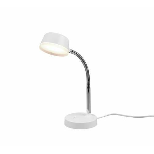 Trio rl kiko r52501101 lampa stołowa lampka 1x4w led biała (4017807480955)