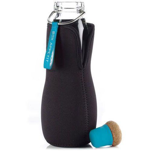 BB - Butelka na wodę EAU GOOD w pokrowcu,niebieska, EGG001