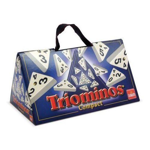 Triominos compact - darmowa dostawa od 199 zł!!! marki Goliath