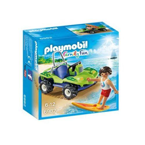 Playmobil FAMILY FUN Surfowiec z quadem 6982