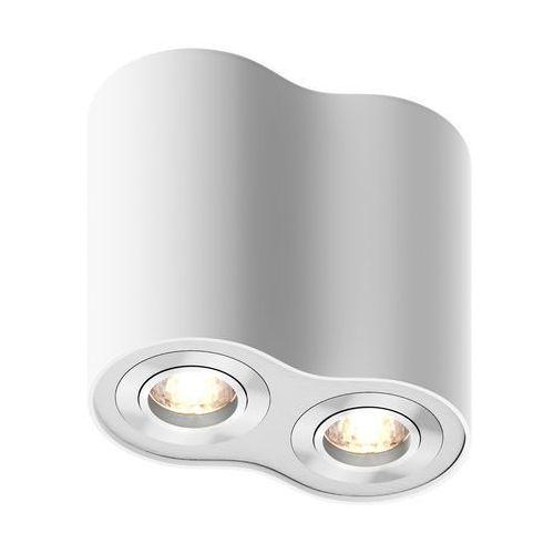 Spot square 50475-wh lampa sufitowa 1x50w gu10 biały >>> rabatujemy do 20% każde zamówienie!!! marki Zuma line