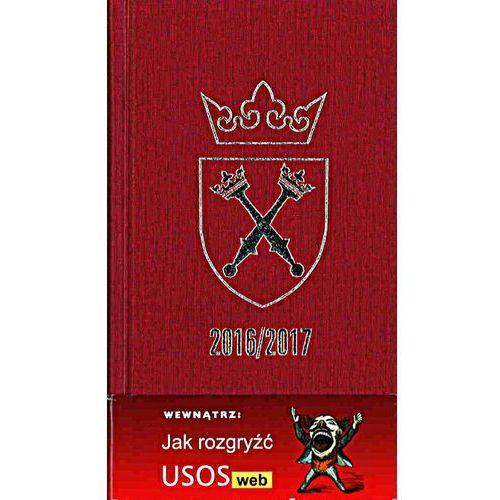 Kalendarz uniwersytecki 2017/2018 (niebieski) (9771232216002)