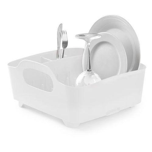 Umbra - suszarka na naczynia, biały, tub
