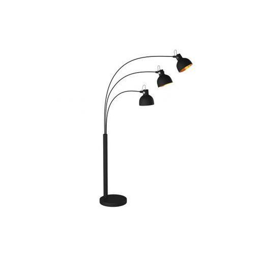 Lampa podłogowa antenne ts-140123f-bkgo marki Zuma line