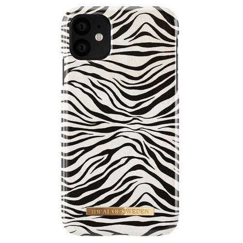 iDeal of Sweden Fashion Case Etui Obudowa do iPhone 11 (Zafari Zebra) (7340168745584)
