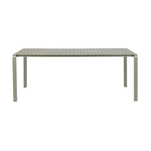 Zuiver stół ogrodowy vondel 214x97 zielony 2200026