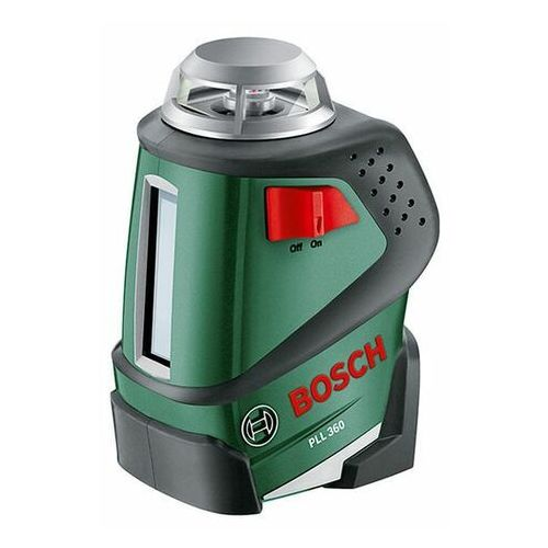 Poziomica laserowa Bosch PLL 360 ze statywem (3165140822732)