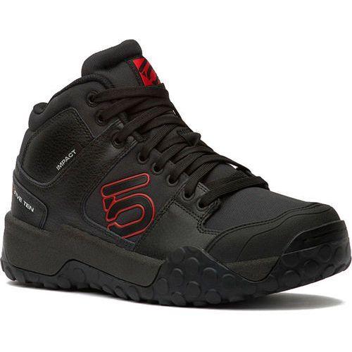 Five ten impact high buty mężczyźni czarny uk 10,5   eu 45 2018 buty rowerowe