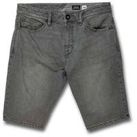 szorty VOLCOM - Kinkade Denim Short Grey Vintage (GVN) rozmiar: 34