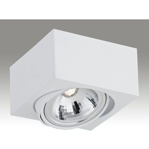 Argon Plafon rodos 651 oprawa lampa sufitowa 2x10w led czarny ruchomy >>> rabatujemy do 20% każde zamówienie!!! (5908259944999)