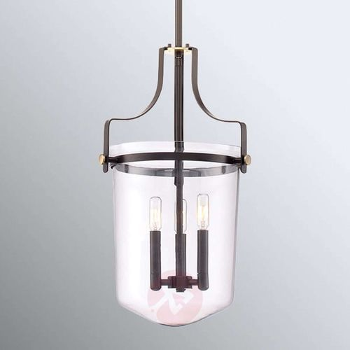 Elstead Lampa wisząca penn station qz/pennstat/m wt - lighting - rabat w koszyku (5024005312901)