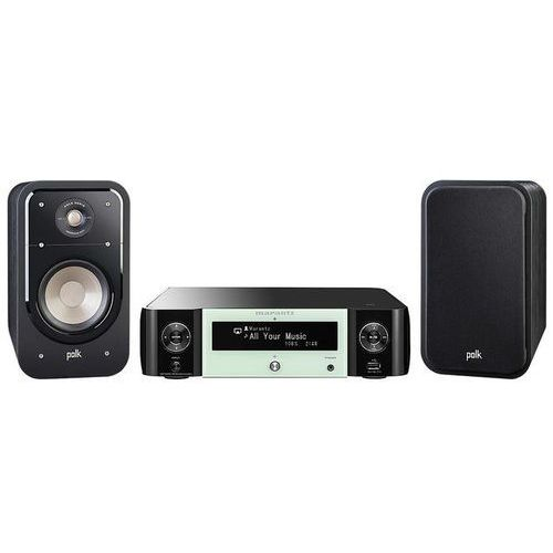MARANTZ MCR511 + Signature S20 - zestaw stereo ciesz się bogatym i czystym dźwiękiem | Gwarancja 3-lata | Raty 0% (4951035056455)