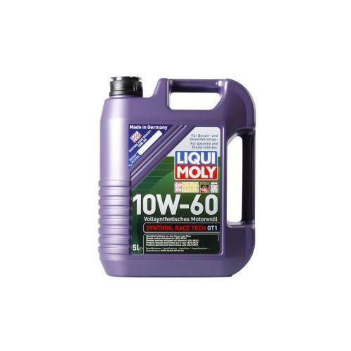 Liqui Moly SYNTHOIL RACE TECH GT1 10W-60 5 Litr Kanister