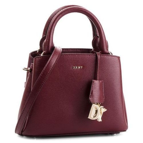 Dkny Torebka - paige sm satchel r82d3465 blood red xod