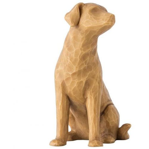 Willow tree Mój ukochany pies love my dog (light) 27682 susan lordi