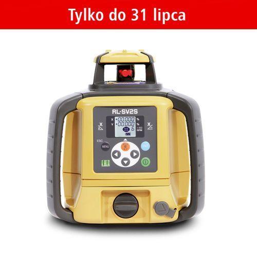 Topcon Niwelator laserowy rl-sv2s