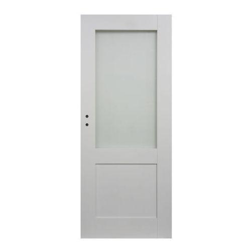 Drzwi pokojowe Camargue 80 prawe białe (5908443048731)