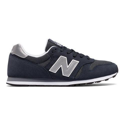 Buty New Balance ML373NAY, kolor niebieski