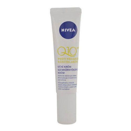 Nivea Q10 Plus Eye Care 15ml W Krem pod oczy przeciwzmarszczkowy