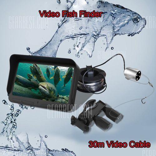 Gearbest X3 hd ipx7 waterproof single-lens visual fish finder