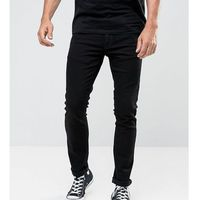 Nudie Jeans TALL Tight Long John Skinny Jeans Black Wash - Black, jeans