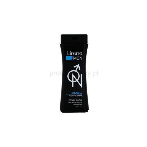Lirene Men Cool żel pod prysznic do ciała i włosów + do każdego zamówienia upominek.