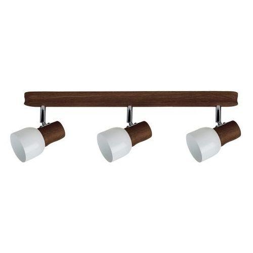 Svantje Sufitowa Spot-Light 2239376 Drewno Bukowe/Metal, kolor Brązowy
