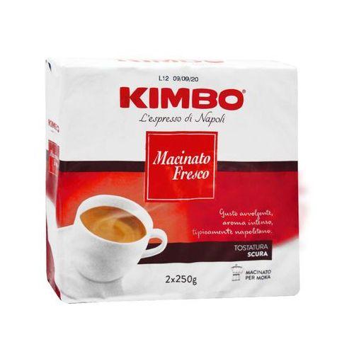 Kimbo macinato fresco 2 x 0,25 kg mielona (8002200163136)