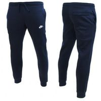 Spodnie Nike meskie bawelniane dresowe M NSW JGGR Club FLC 804408 451