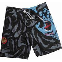 Strój kąpielowy - screaming camo b/short black (black) rozmiar: 30 marki Santa cruz