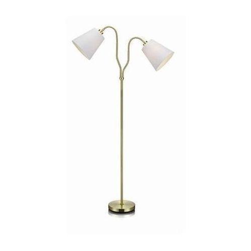 lampa podłogowa MODENA biała BZL, MARKSLOJD 105274