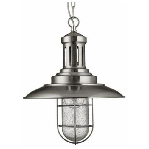 5401ss lampa wisząca fisherman srebrna marki Searchlight